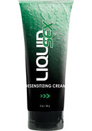 Liquid Sex Desensitizing Cream 2 Ounce