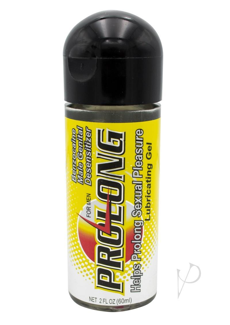 Body Action Prolong Lubricant For Men 2 Oz